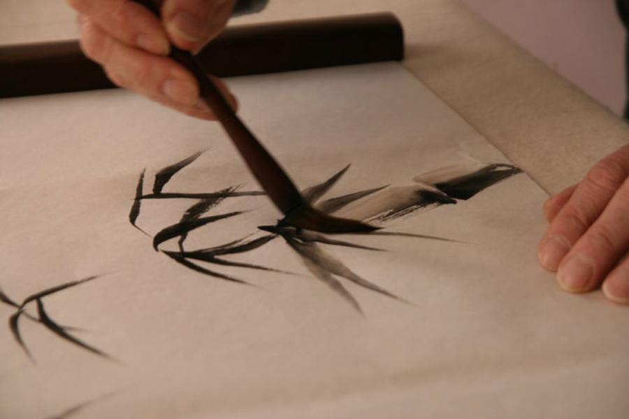 Giải mã các biểu tượng trong hội họa truyền thống Trung Hoa