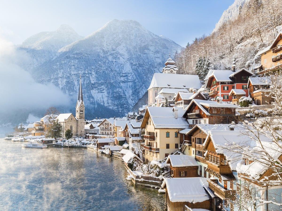 Chùm ảnh: Những ngôi làng đẹp như cổ tích trên khắp thế giới