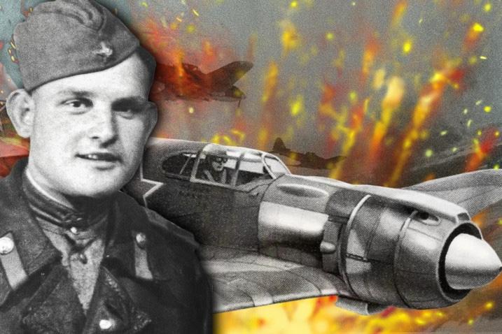 Chuyện người người phi công một tay anh hùng thời Chiến tranh Vệ quốc