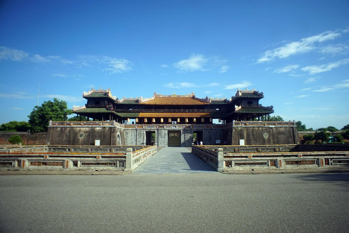Chùm ảnh: Ngọ Môn – một biểu tượng phong thủy của triều Nguyễn