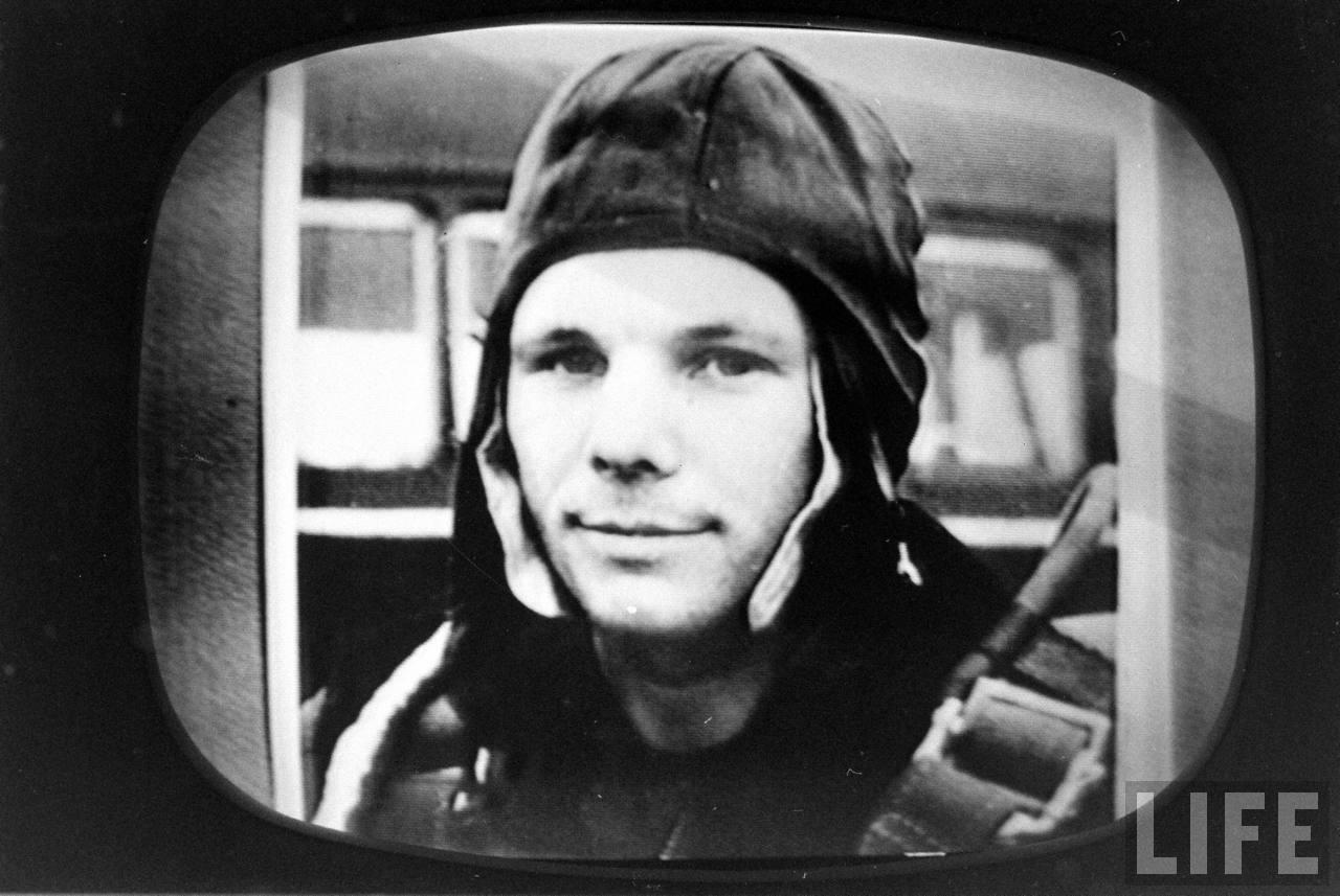 Chùm ảnh: Yuri Gagarin – những khoảnh khắc vinh quang