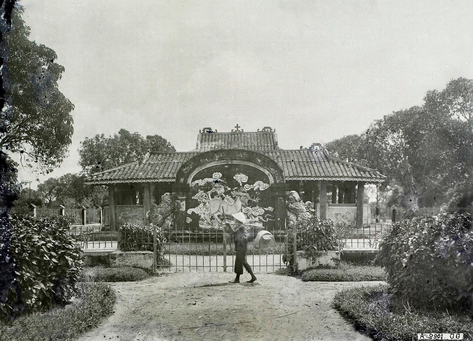 Chùm ảnh: Khám phá lăng Cha Cả ở Sài Gòn thập niên 1920
