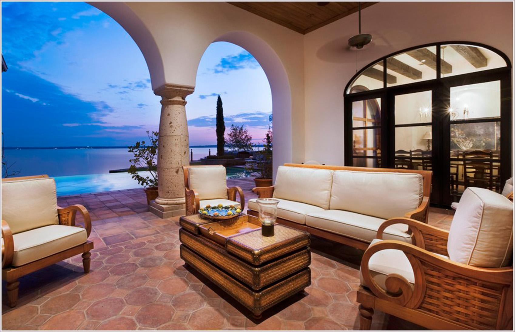Điều cần biết về phong cách kiến trúc – nội thất Địa Trung Hải