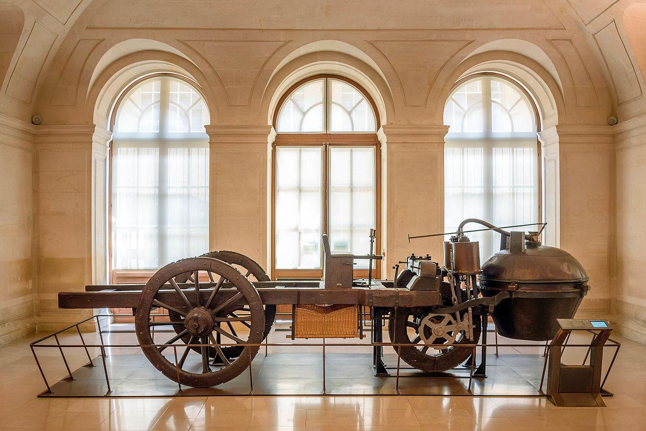 Chùm ảnh: Kỳ thú lịch sử 6 thế kỷ của những chiếc ô tô