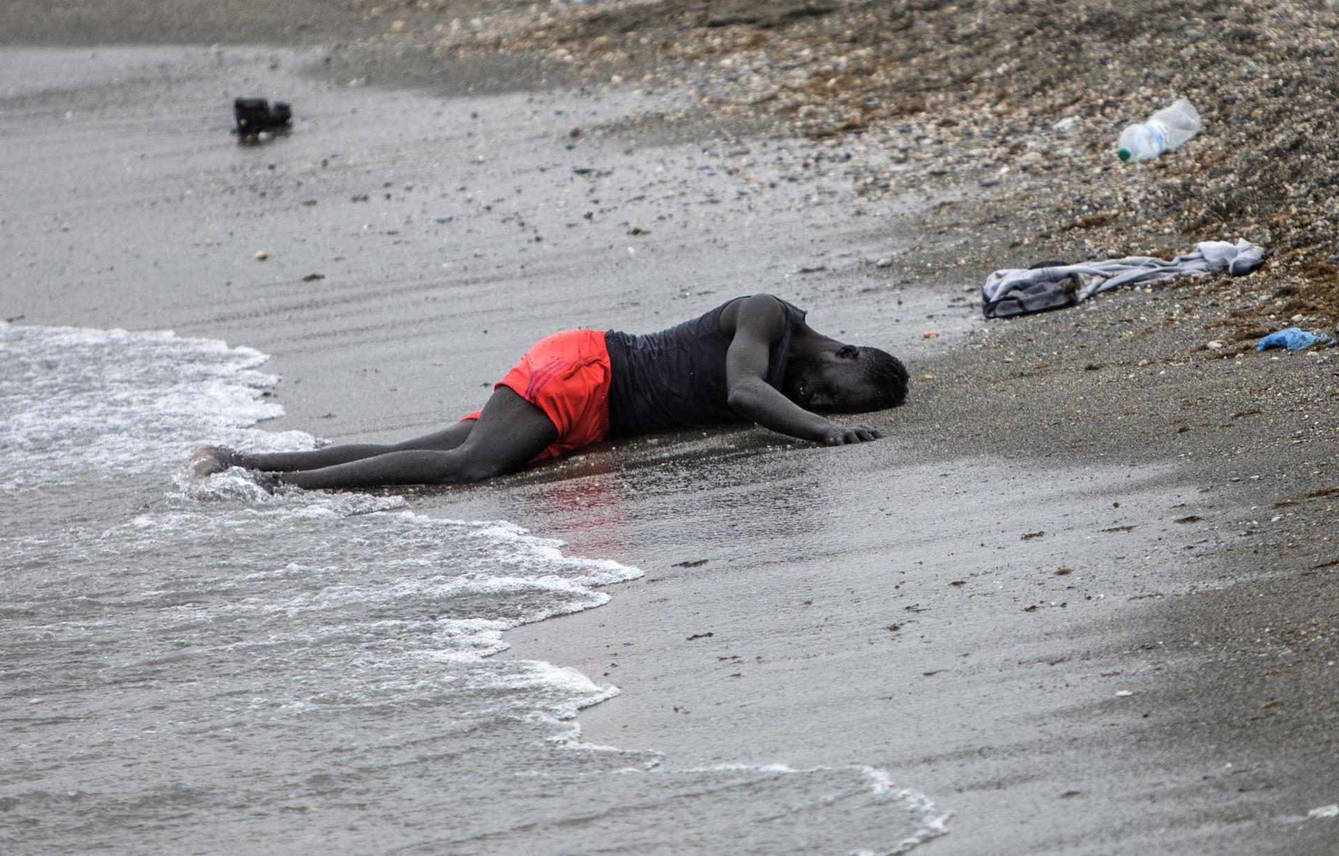 Chùm ảnh: Cuộc khủng hoảng di dân tiếp diễn bên bờ Địa Trung Hải