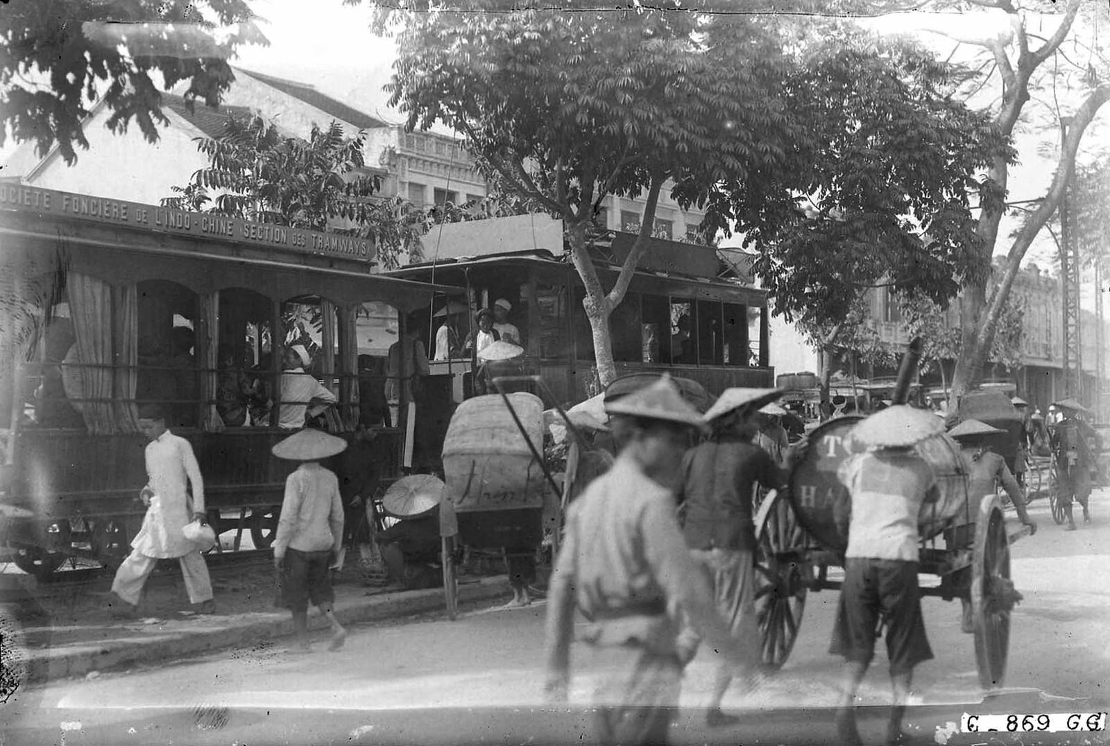 Chùm ảnh: Cuộc sống sôi động ở Hà Đông thập niên 1920
