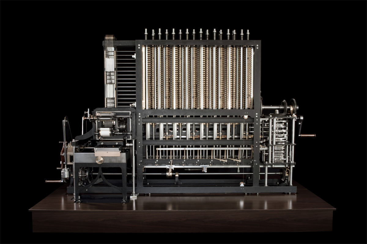 Chùm ảnh: Nhìn lại 5.000 năm lịch sử của những chiếc máy tính