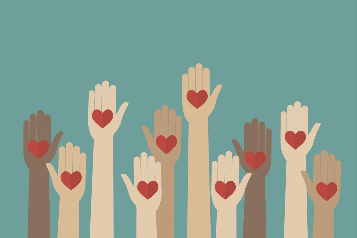 Để làm từ thiện, người ta cần có sự tử tế và lương thiện