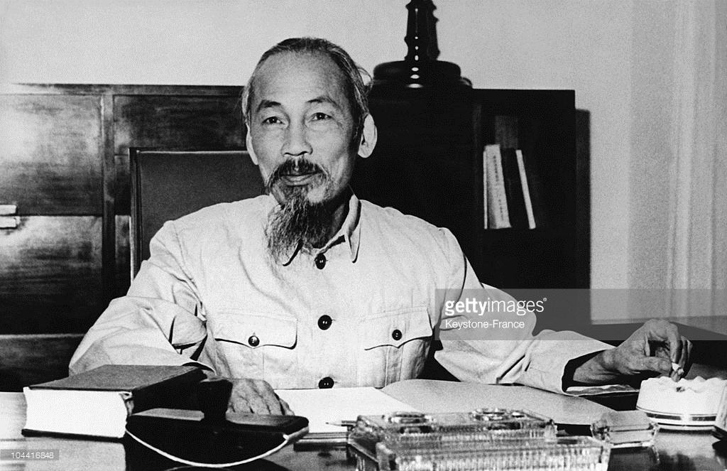 Ảnh tư liệu quý về Chủ tịch Hồ Chí Minh của truyền thông quốc tế