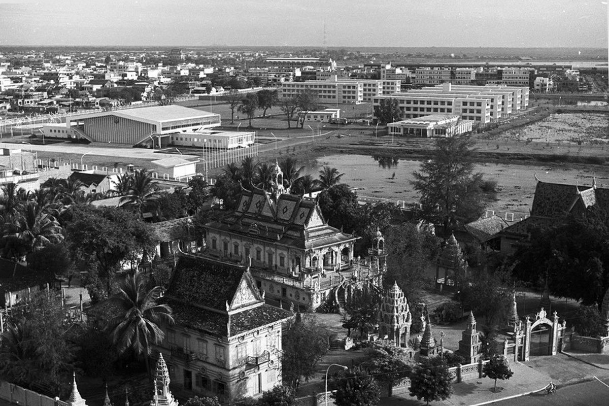 Những hình ảnh ấn tượng về Lào và Campuchia thập niên 1950