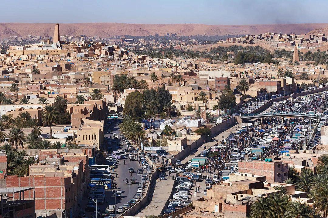 Chùm ảnh: Cuộc sống ở các thành phố cổ bên sa mạc Sahara