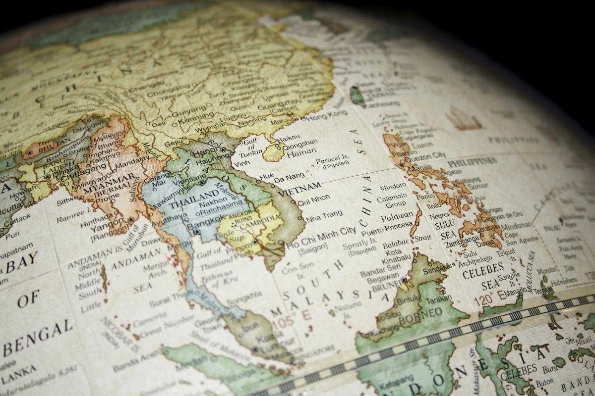 Đông Nam Á trong thời đại của cuộc cạnh tranh giữa các nước lớn