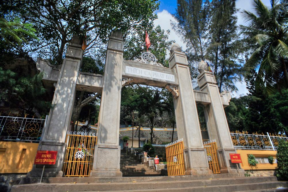 Chùm ảnh: Khám phá Thích Ca Phật Đài ở Vũng Tàu