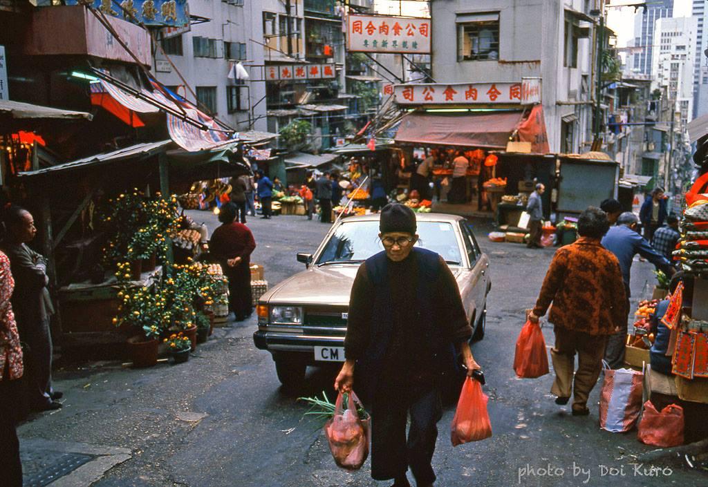 Chùm ảnh: Hồng Kông năm 1984 qua ống kính nhiếp ảnh gia Nhật Bản