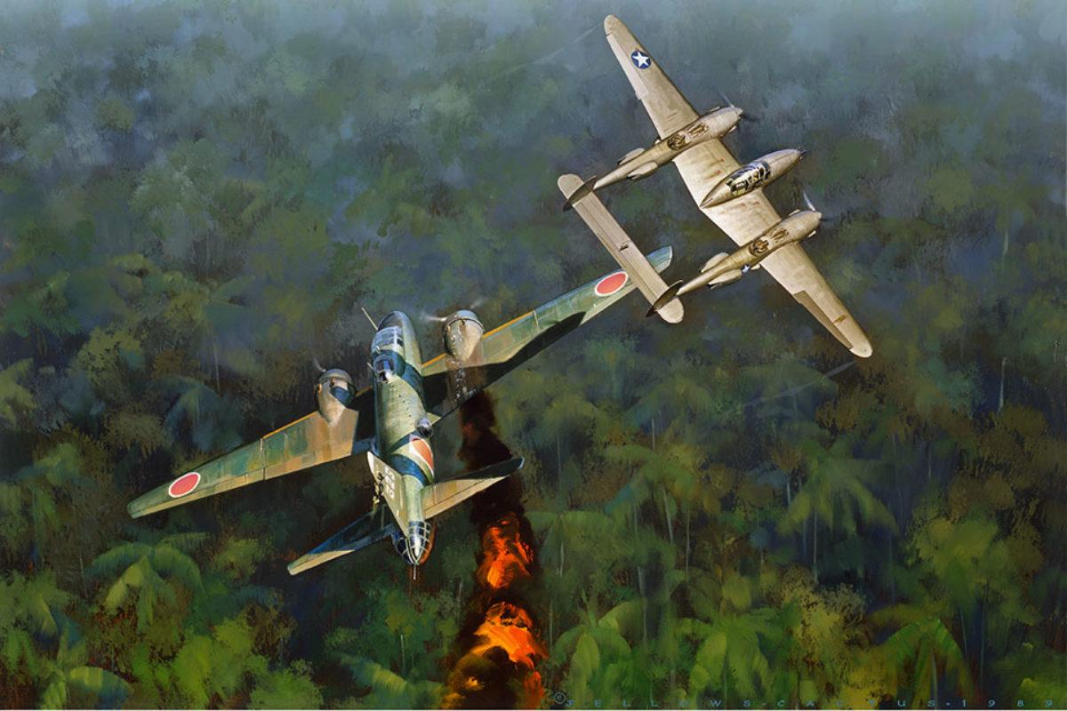 Mỹ đã hạ sát Đại tướng Yamamoto của Nhật Bản như thế nào?