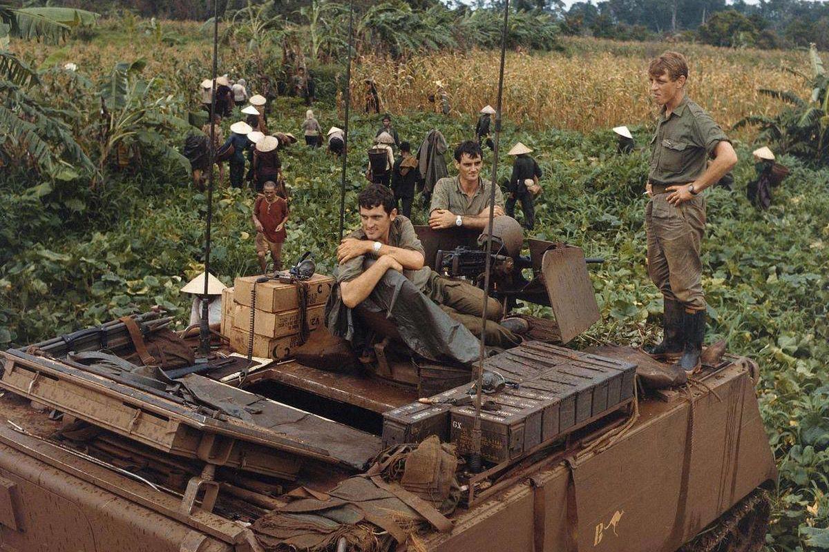 Australia có vai trò gì trong cuộc Chiến tranh Việt Nam?