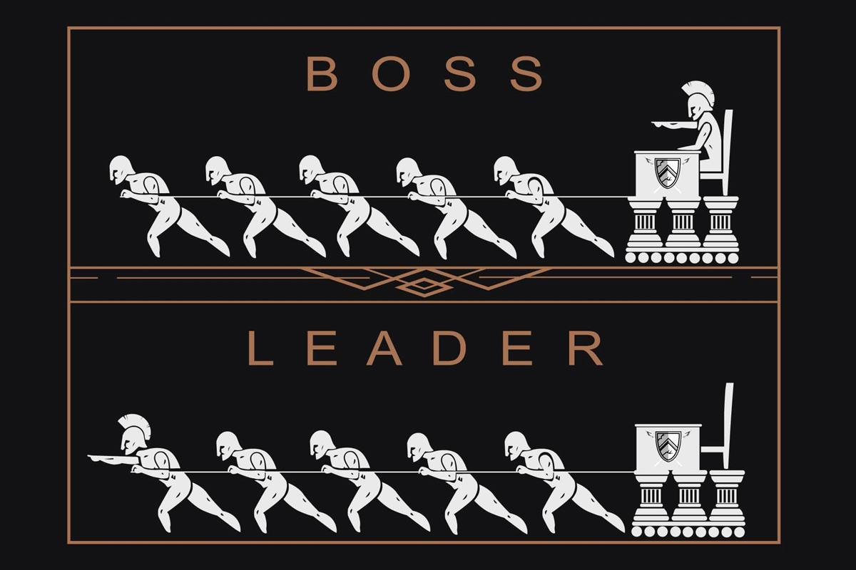 'Sếp' và 'lãnh đạo' khác gì nhau? Điều gì làm nên một 'lãnh đạo' thực thụ?