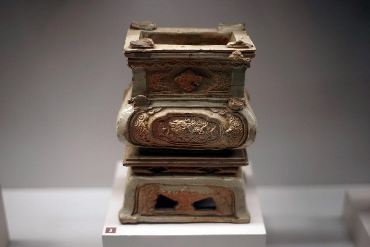 Chùm ảnh: Một số cổ vật quý của vương triều Mạc