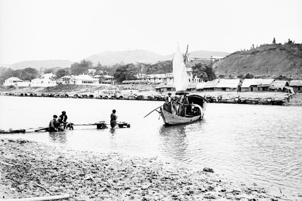 Những hình ảnh lịch sử quý giá về Lào Cai năm 1906