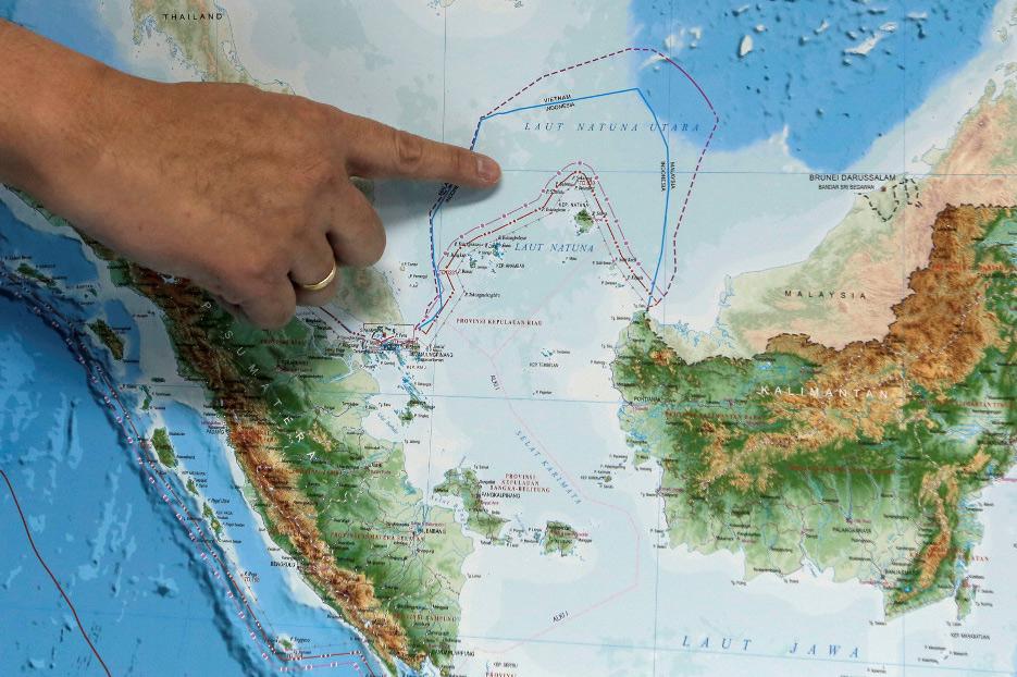 Quần đảo Natuna, Indonesia – nhân tố bất ổn mới trên Biển Đông