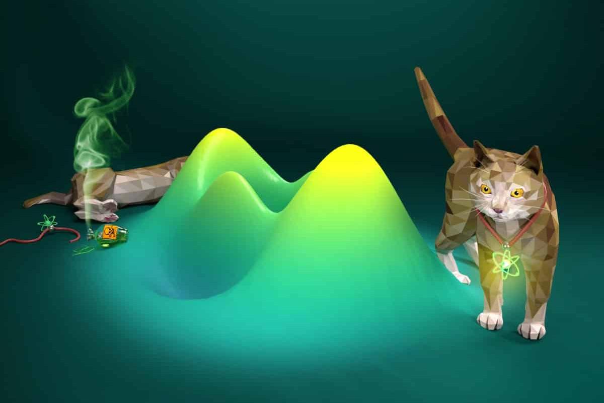 Về 'Con mèo của Schrödinger' – thí nghiệm nổi tiếng của cơ học lượng tử
