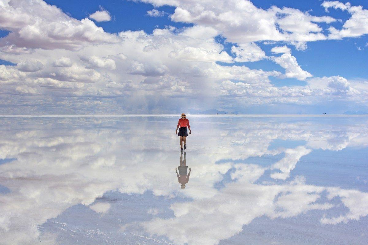 Chùm ảnh: Salar de Uyuni – cánh đồng muối lớn nhất thế giới
