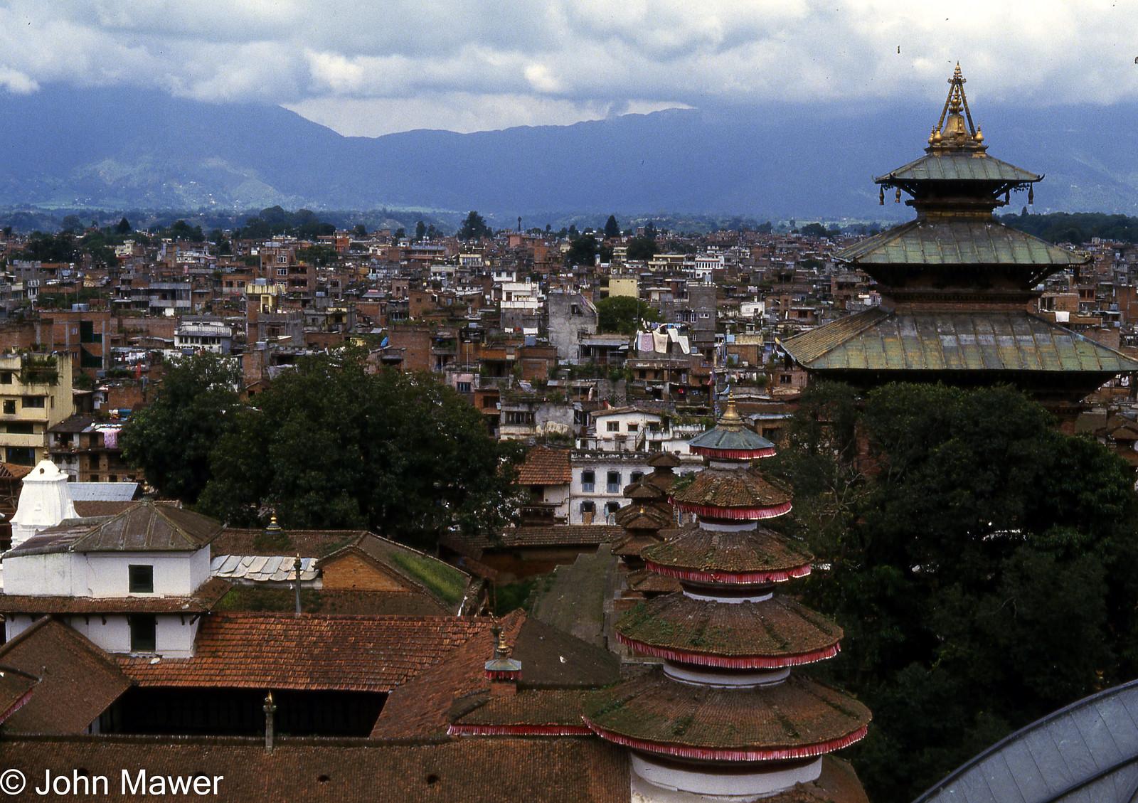 Chùm ảnh: Nepal năm 1987 qua ống kính nhiếp ảnh gia phương Tây