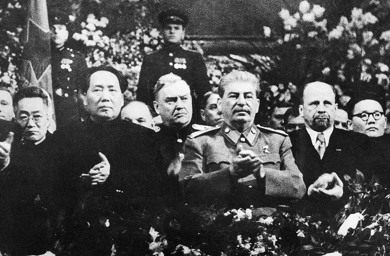 Thái độ của Mao Trạch Đông trước cái chết của Joseph Stalin