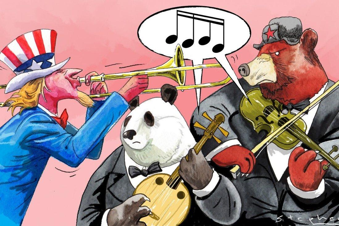Mỹ, Trung Quốc nằm ở đâu trong Chiến lược An ninh quốc gia mới của Nga?