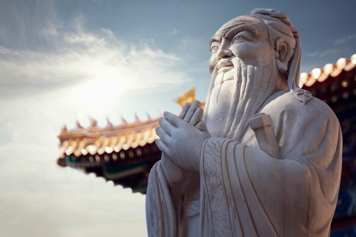 Học giả Trung Quốc đề xuất 'hệ thống Thiên hạ mới của Nho giáo'