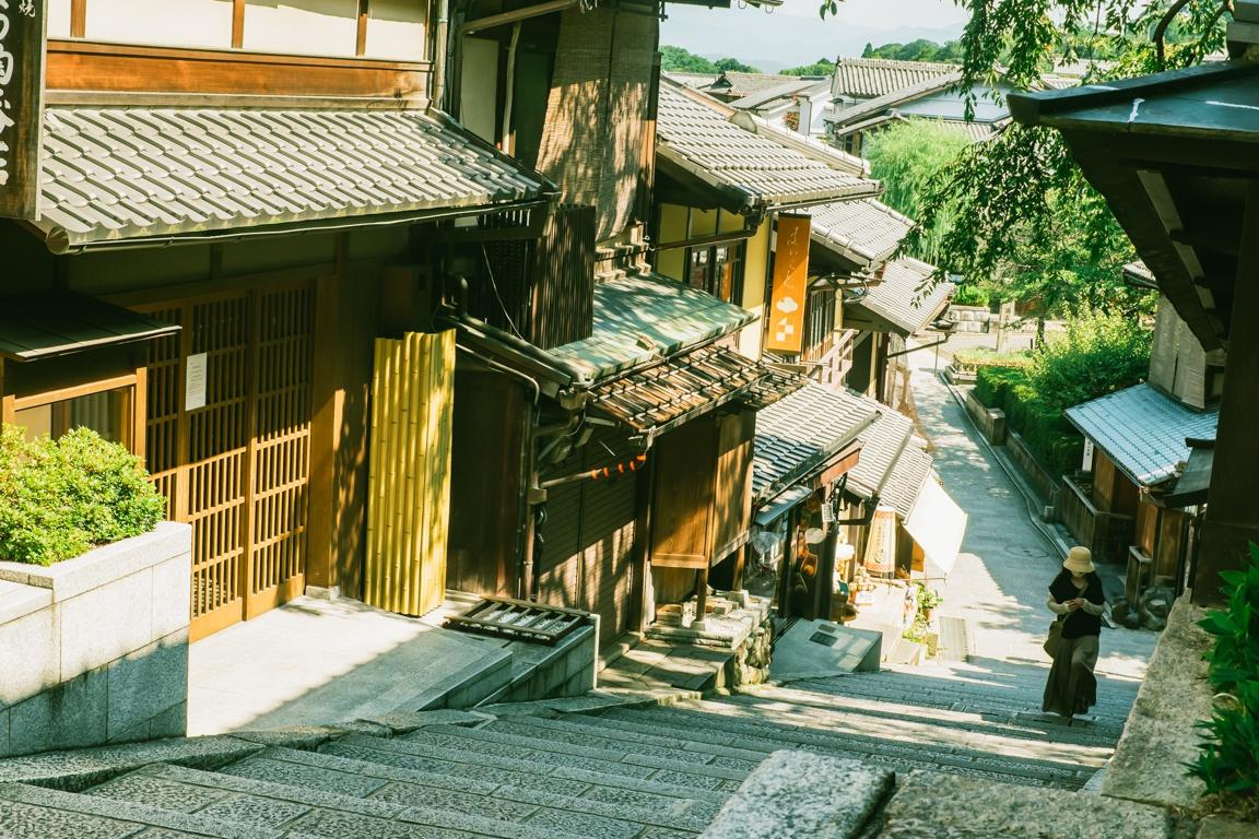 Chùm ảnh: Kyoto – nơi lưu giữ ký ức về Nhật Bản thời xa xưa