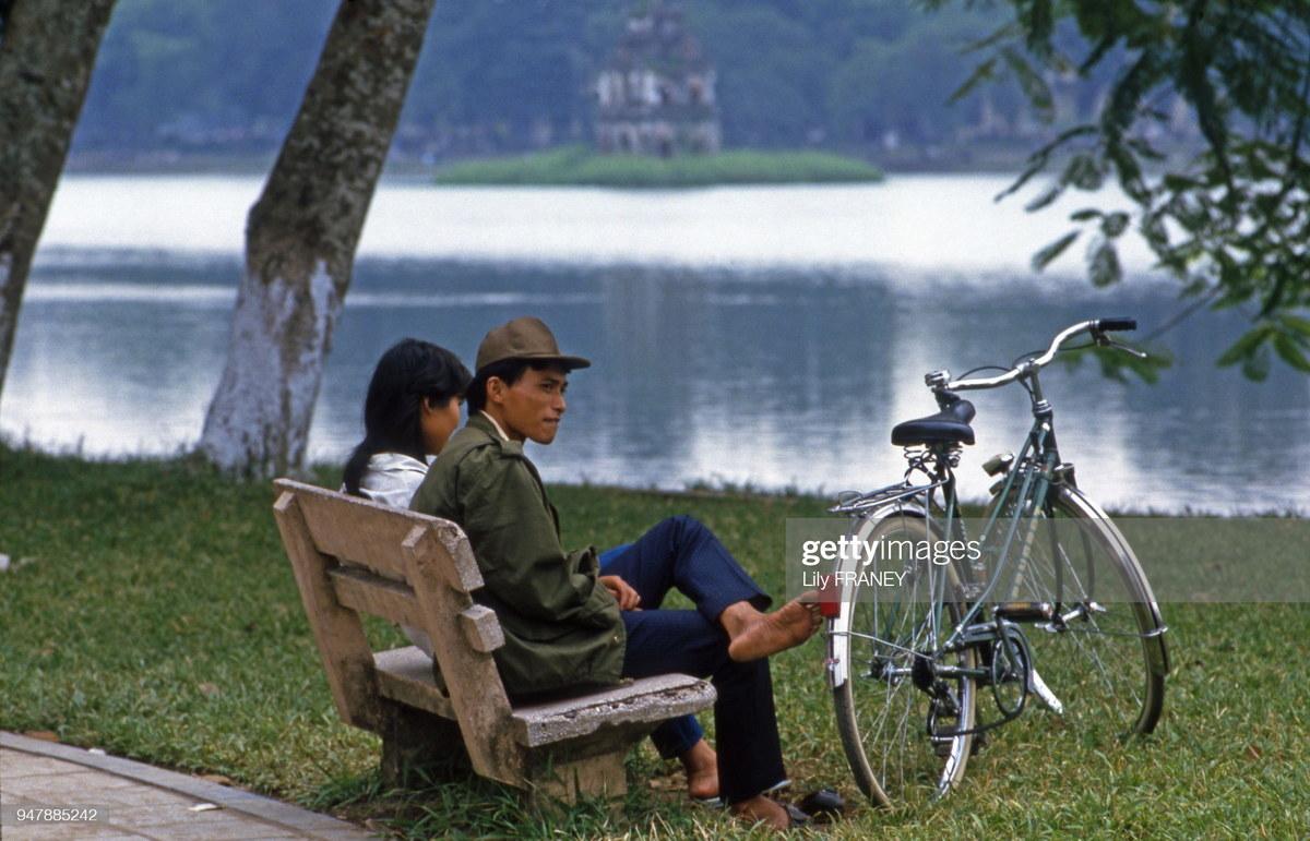 Chùm ảnh: Hà Nội năm 1987 qua ống kính nữ phóng viên Pháp