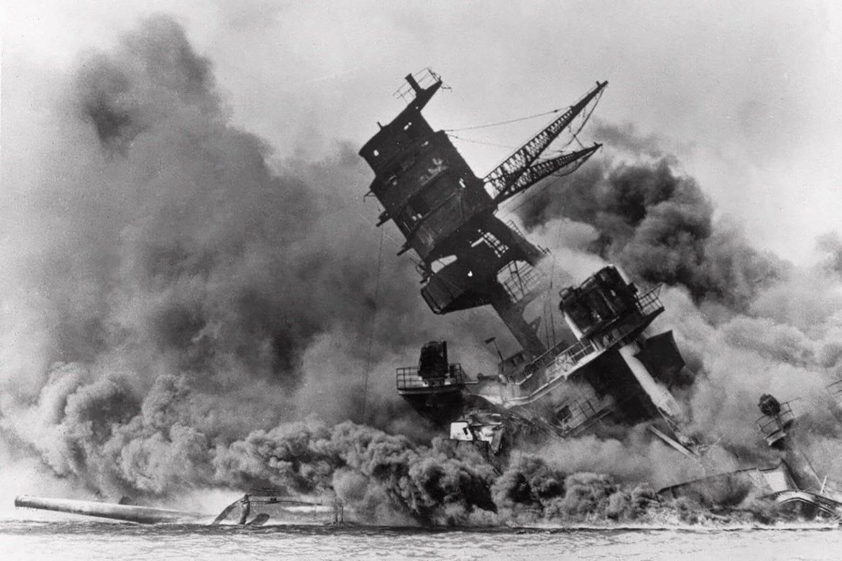 Năm lý do người Nhật không tấn công Trân Châu Cảng đợt thứ ba
