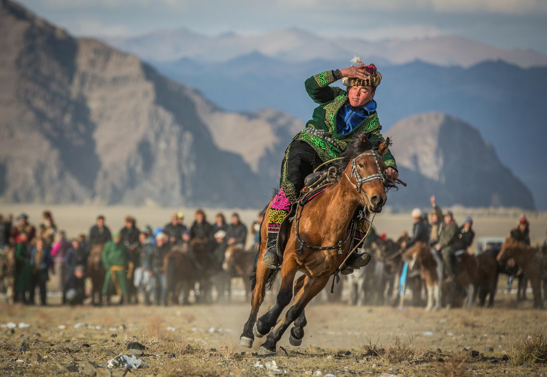 Chùm ảnh: Những trải nghiệm du lịch chỉ có ở Mông Cổ