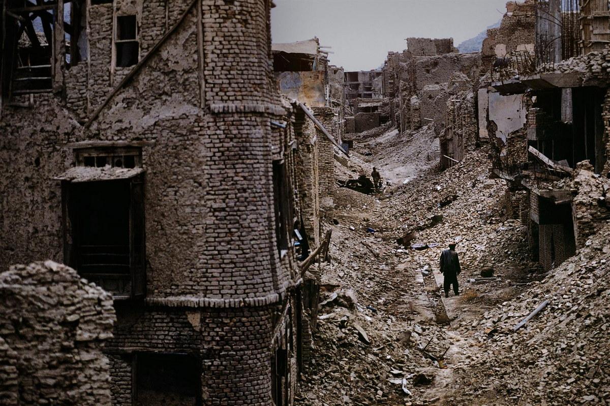 Chùm ảnh: Cuộc sống ở Afghanistan thập niên 1990