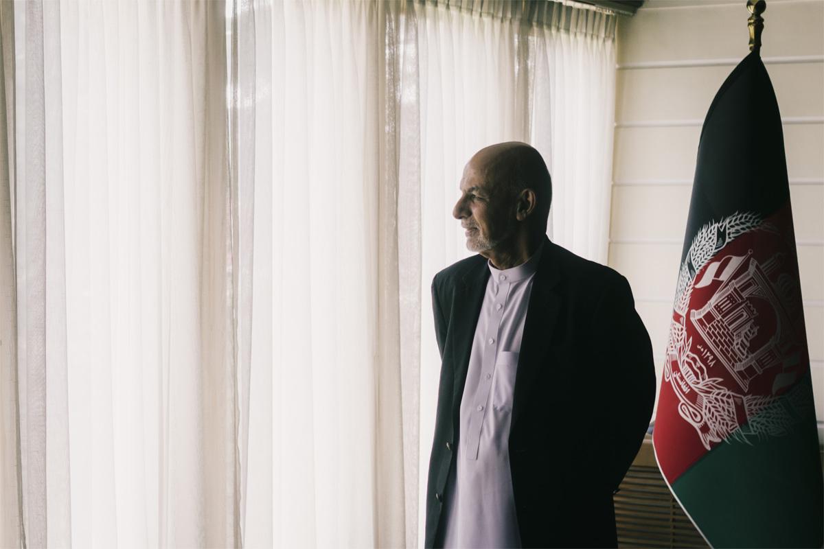 Giấc mộng tan vỡ của tổng thống lưu vong Ashraf Ghani
