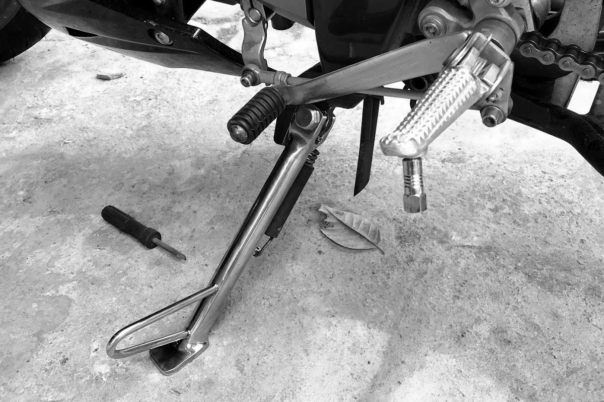 Từ cái chân chống xe máy lỏng lẻo của công nghiệp Việt