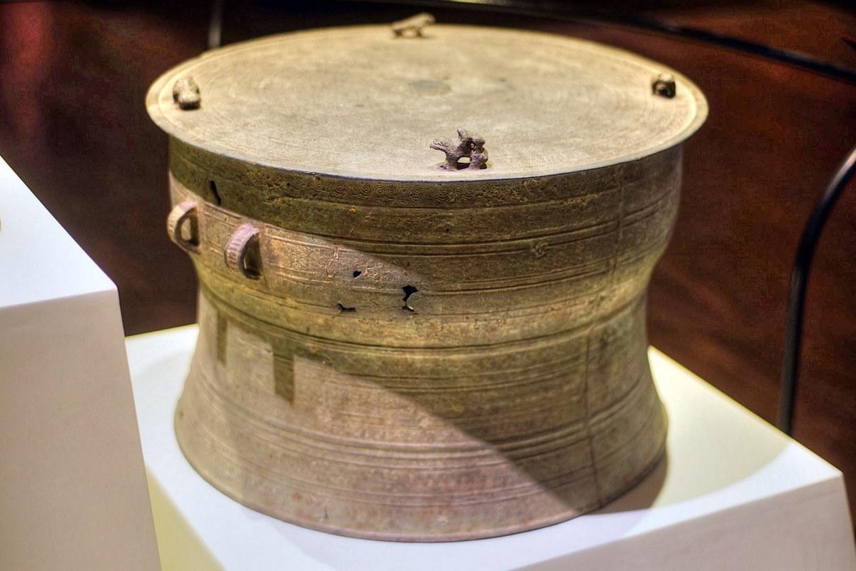Chùm ảnh: Những cổ vật đặc sắc của Việt Nam giai đoạn bắc thuộc