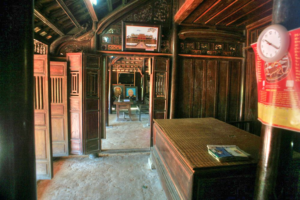 Chùm ảnh: Thăm ngôi nhà ấu thơ của Đại tướng Võ Nguyên Giáp