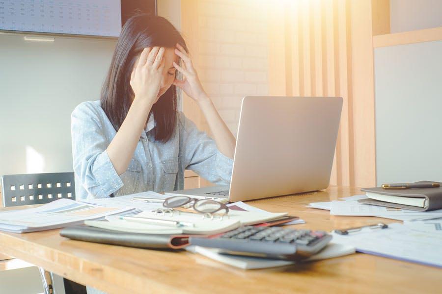 Điều gì xảy ra khi chúng ta phớt lờ stress quá lâu?