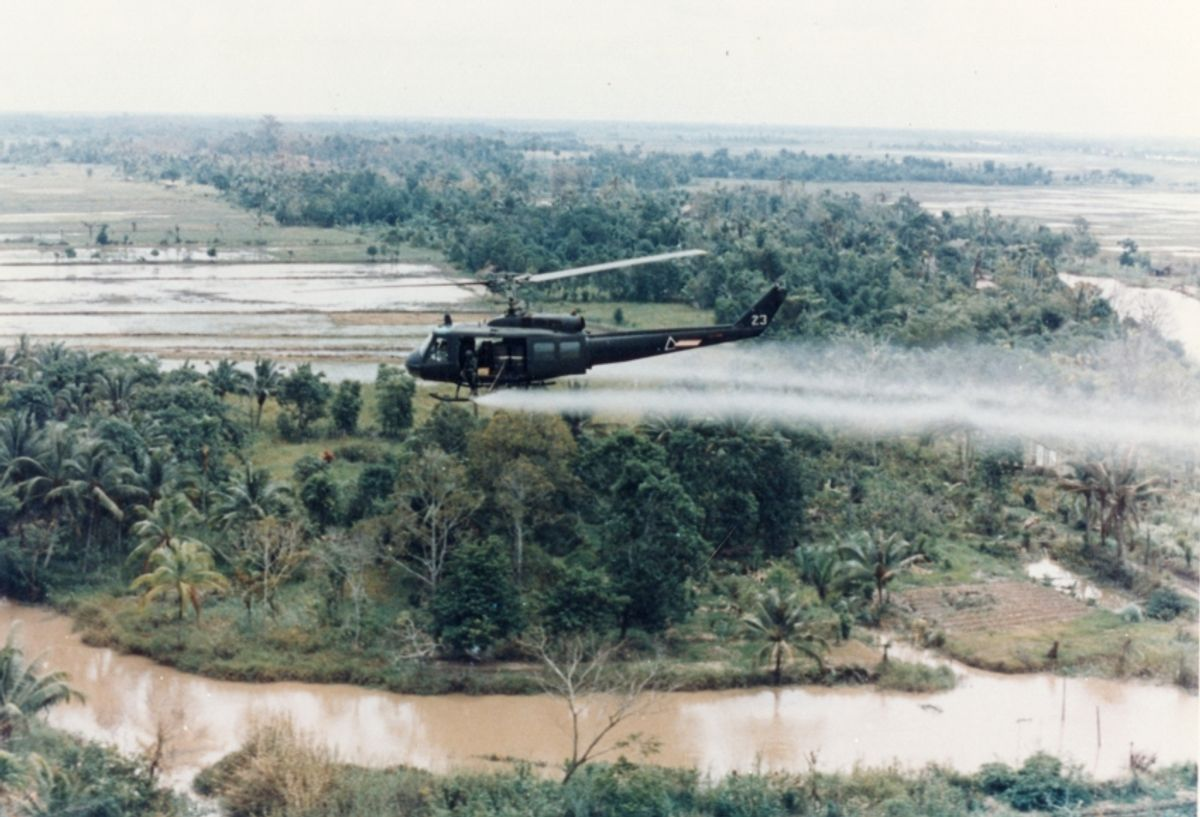 Một cái nhìn về cuộc chiến tranh hóa học tại Việt Nam