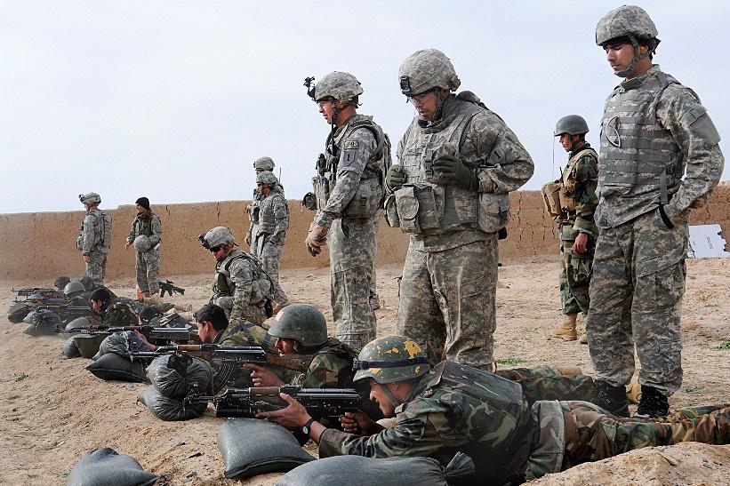 Quân đội Afghanistan và bài học lịch sử người Mỹ không chịu thuộc