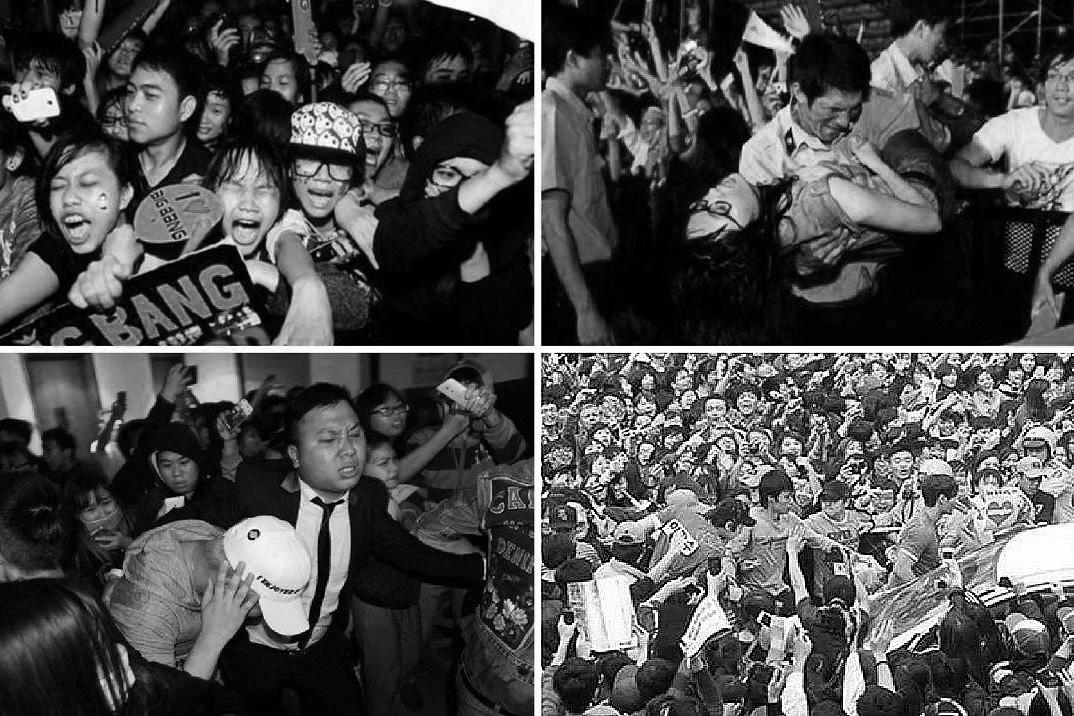 Thần tượng sụp đổ, đám fan cuồng mù quáng chui vào đâu?