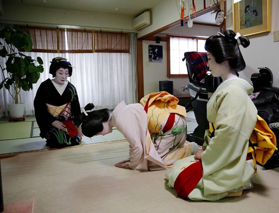 van hoa geisha anh 3