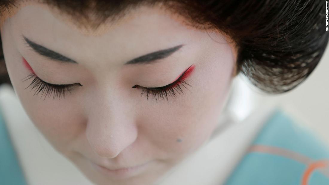 van hoa geisha anh 6