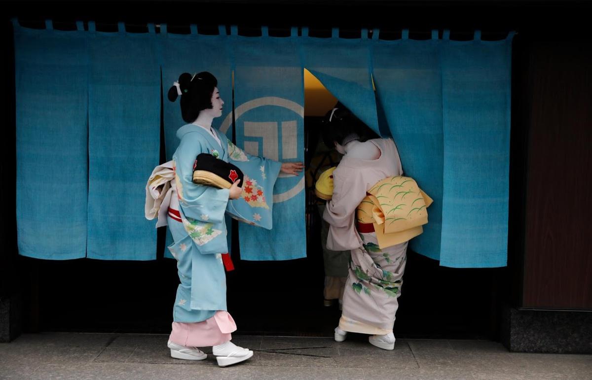 van hoa geisha anh 9