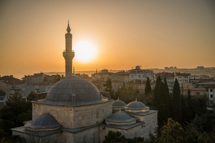 Những đặc điểm nổi bật của kiến trúc cổ Hồi giáo