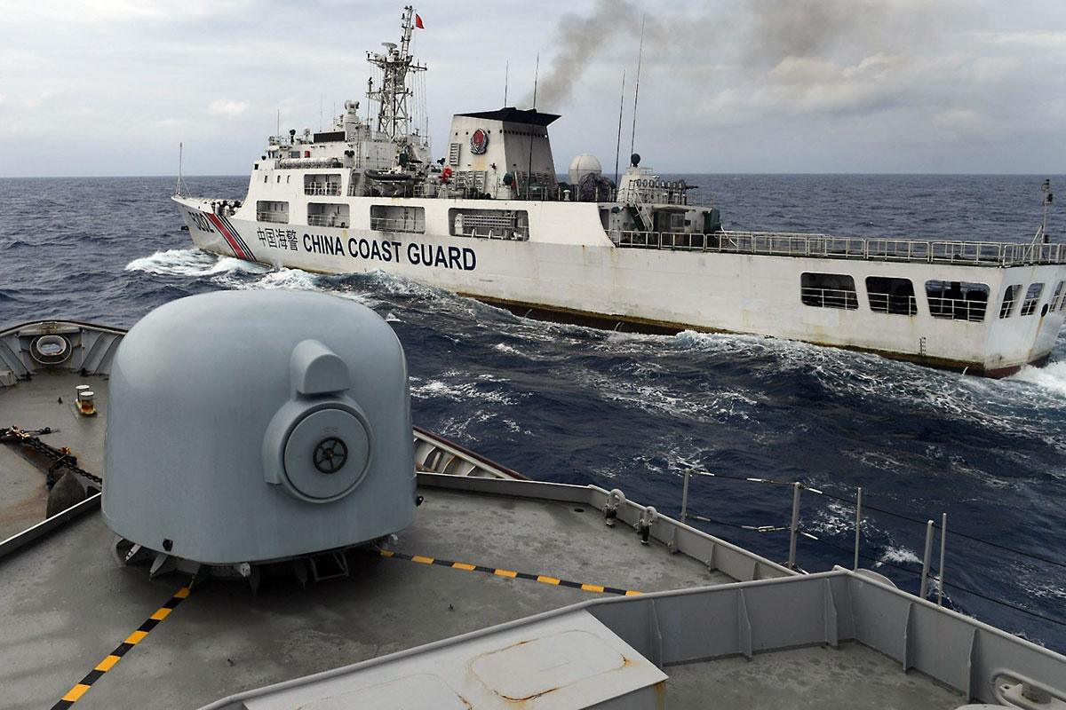 Nhận diện thách thức an ninh biển với Đông Nam Á