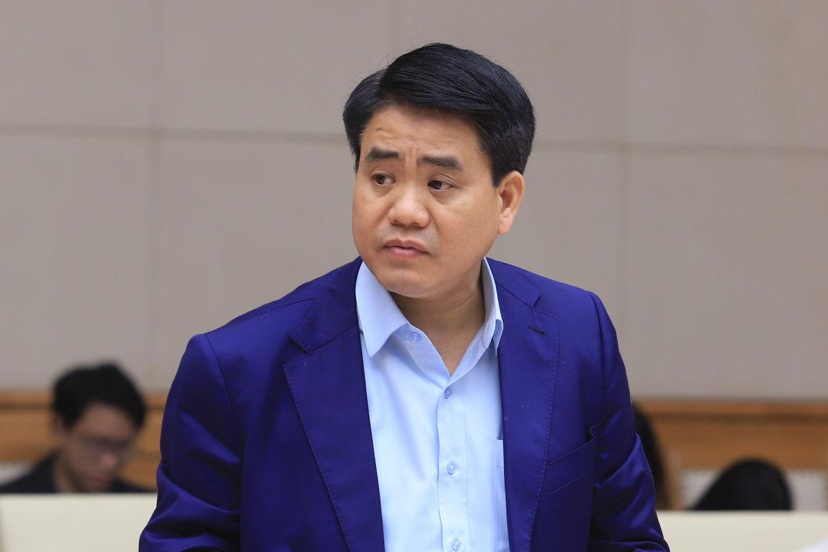 Bài học từ sự thân bại danh liệt của ông Nguyễn Đức Chung