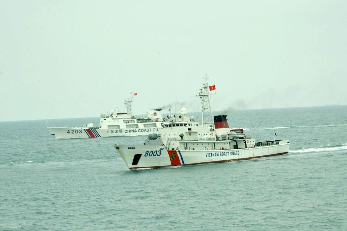 Quá trình thực thi luật biển quốc tế ở Việt Nam từ 1994 đến nay